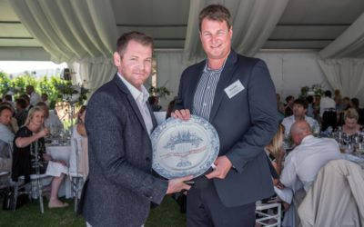 SA's first Michelin Chef honoured at De Wetshof