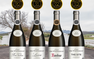 De Wetshof Atkins Ratings Underscores Quality of Robertson Chardonnay
